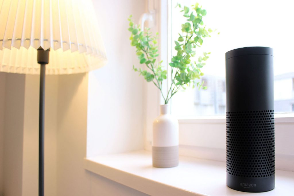 Smart Home mit unserer Alexa