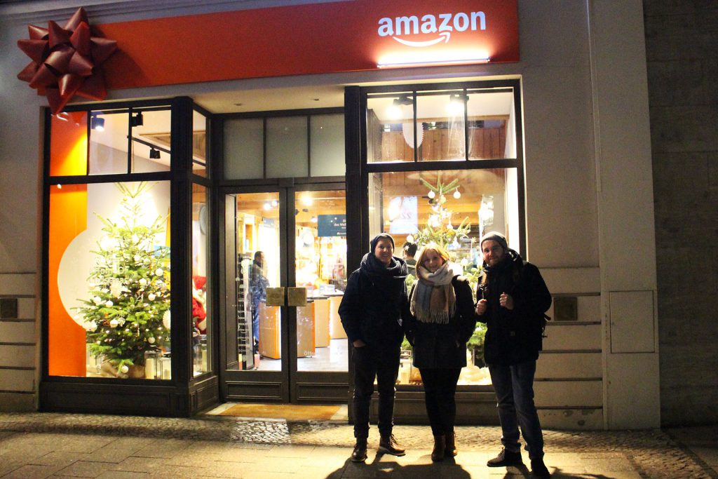 Amazon mal anders: Unser Besuch im Amazon Pop-up Store Berlin